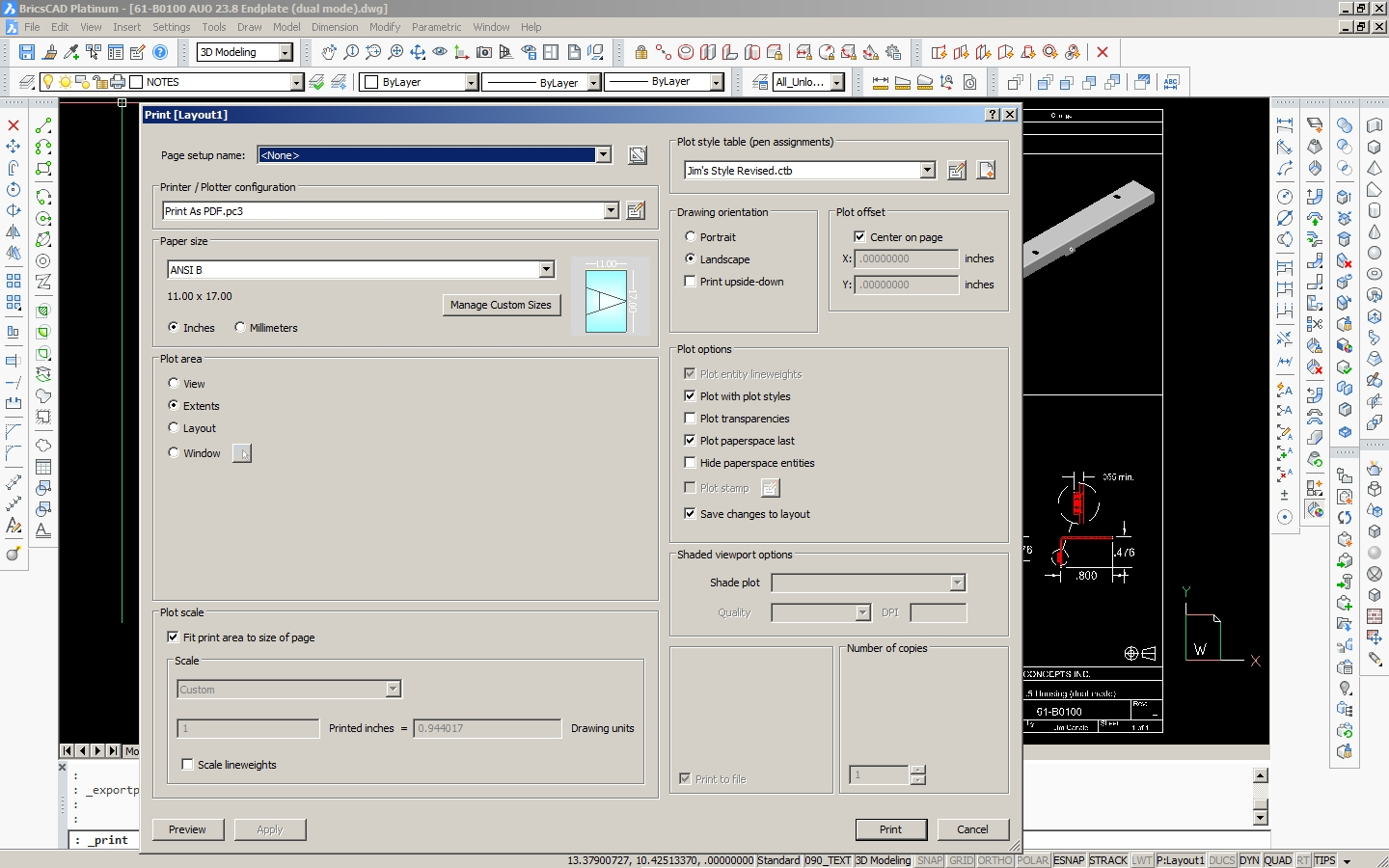 Dwg To Pdf Pc3 Driver