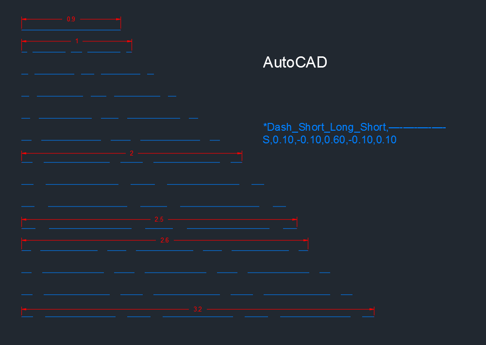 Stretch Linetype Behavior BricsCAD vs  AutoCAD - BricsCAD Forum